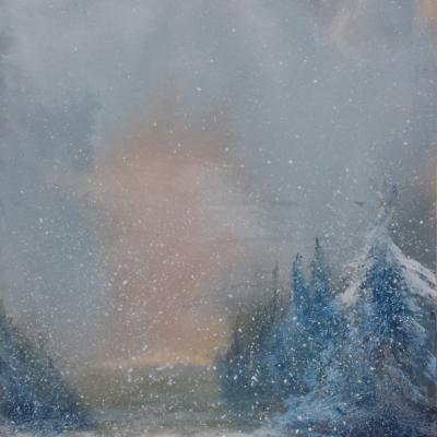 neige et paysages